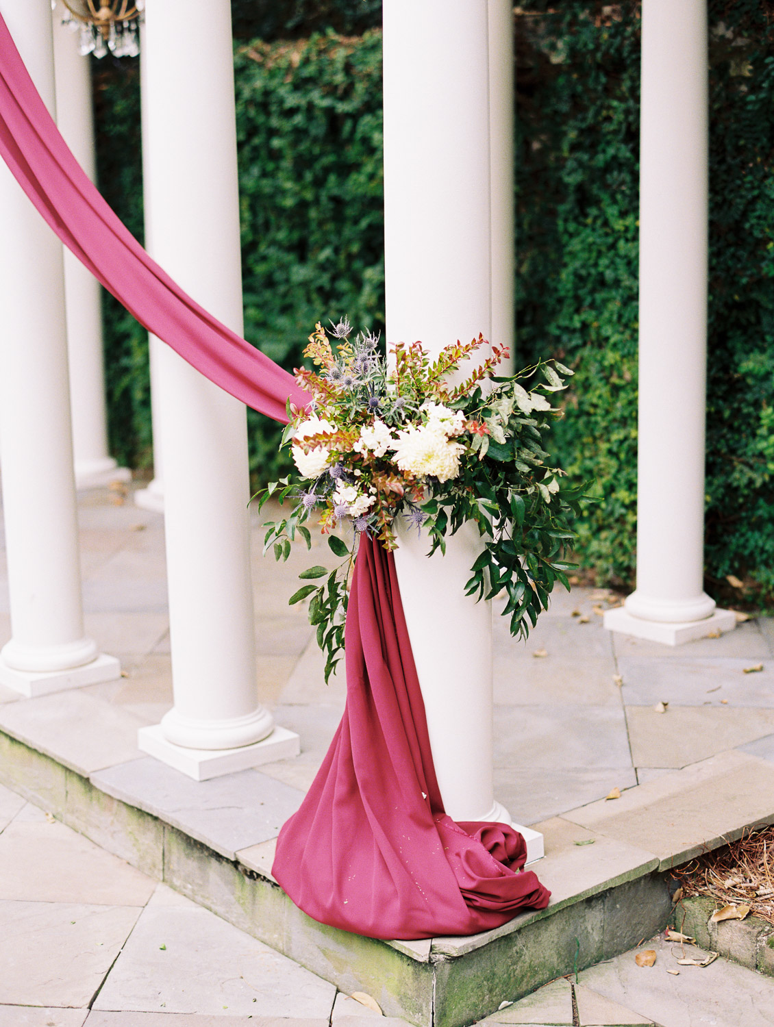 Charleston Wedding Photographers Virgil Bunao Winter Wedding at the William Aiken House