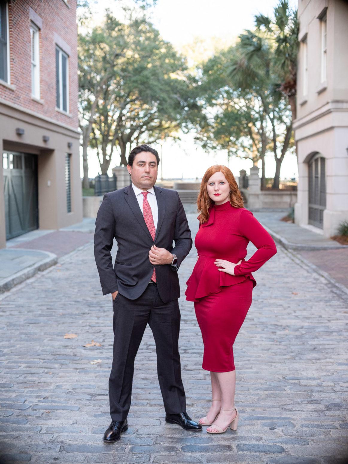 Charleston Wedding Photographers Virgil Bunao Occam Immigration Headshots