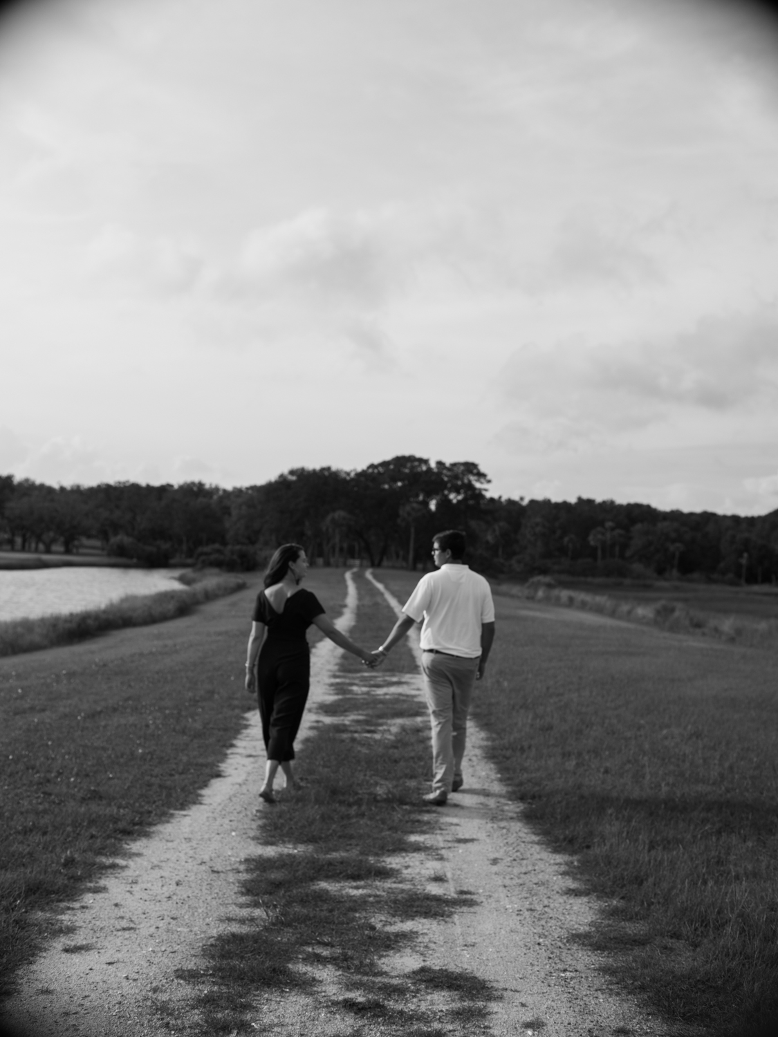 Charleston Wedding Photographers Virgil Bunao A Private Home Engagement Portrait Session